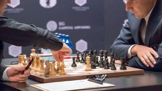آموزش مجازی شطرنج
