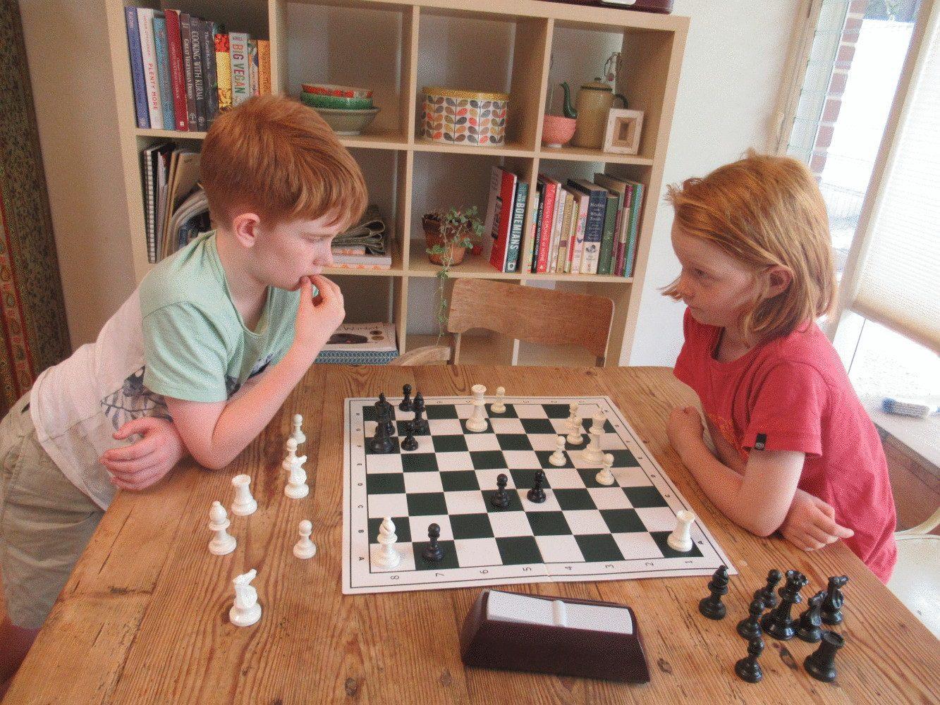کلاس آموزش شطرنج